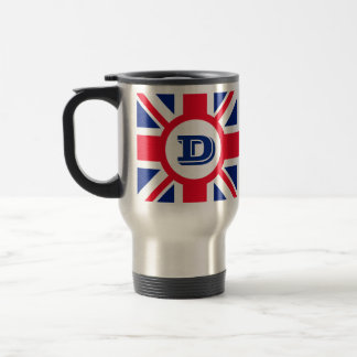 Royal Union Jack Travel Mug