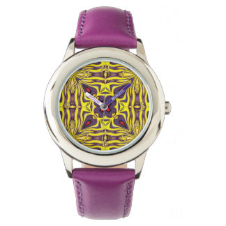 Royal  Vintage Purple  Kids Watch