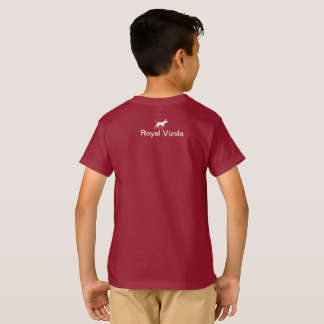 Royal Vizsla t-shirt child