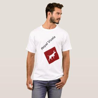 Royal Vizsla t-shirt male