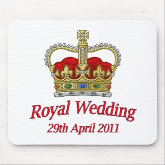 Royal Wedding 29th April 2011 Mouse Pad