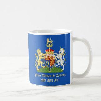 Royal Wedding Basic White Mug