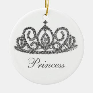 Royal Wedding/Bride's Tiara Christmas Ornament