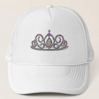 Royal Wedding/Bride's Tiara Trucker Hat