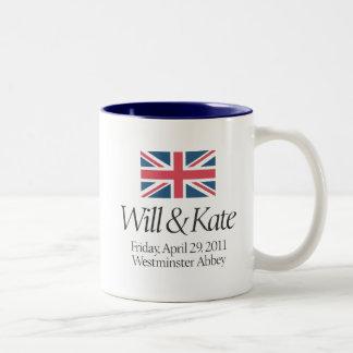 Royal Wedding Coffee Tea Mug