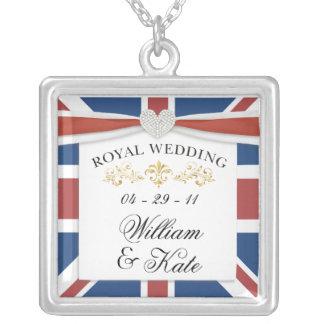 Royal Wedding - Commemorative Souvenir Pendant