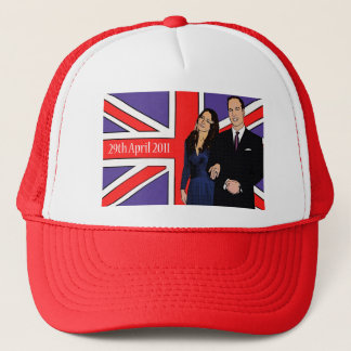 Royal Wedding goes to your head Trucker Hat