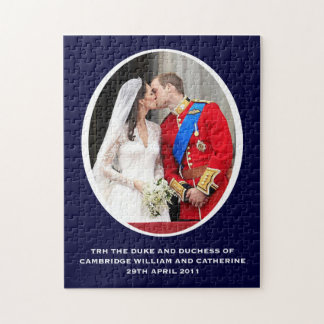 Royal Wedding Jigsaw Puzzle