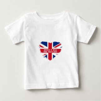 Royal Wedding - Kate & William Baby T-Shirt