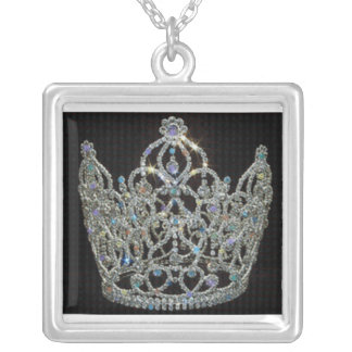 Royal Wedding/Kate & William Silver Plated Necklace