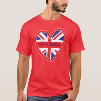 Royal Wedding/Kate & William T-Shirt