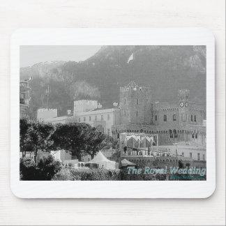 Royal Wedding Monaco Mousepad