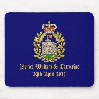 Royal Wedding Mouse Mat
