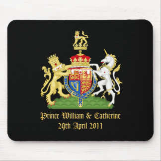 Royal Wedding Mouse Mat