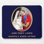 Royal Wedding Mousepad