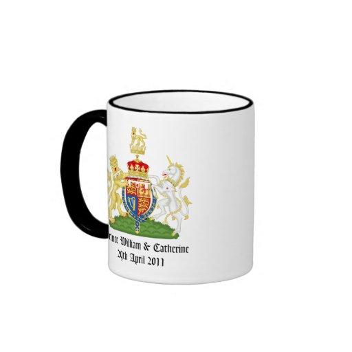 Royal Wedding Mugs