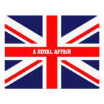 Royal wedding party Prince William Kate Middleton Personalized Announcements