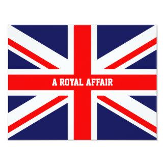 Royal wedding party Prince William Kate Middleton Custom Invite