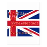 Royal Wedding Post Card