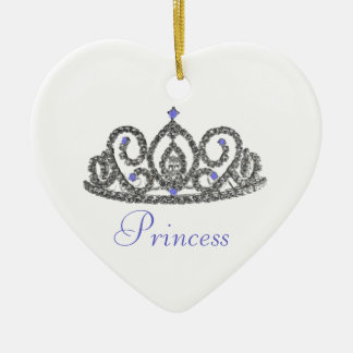 Royal Wedding/Princess Christmas Ornament