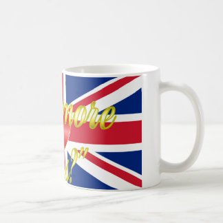 Royal Wedding Whispers Coffee Mug