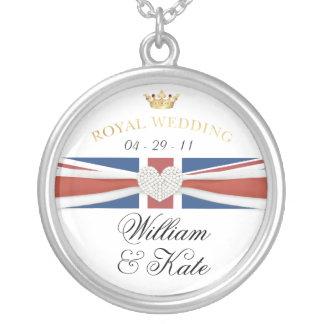 Royal Wedding - William & Kate Souvenir Pendant