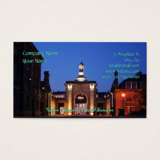 Royal William Yard Entranceway Business Card