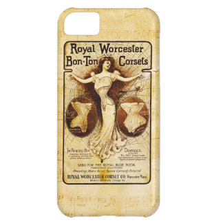 Royal Worcester corsets iPhone 5C Cover