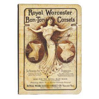 Royal Worcester corsets Kindle 4 Case