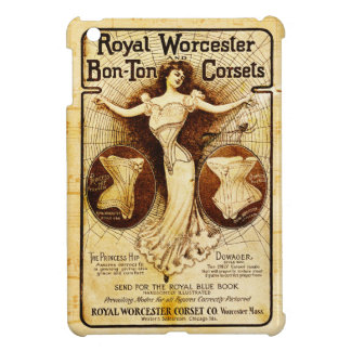 Royal Worcester corsets Cover For The iPad Mini