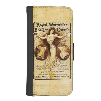 Royal Worcester corsets iPhone 5 Wallet