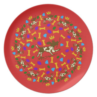 Royale Deluxe Party Plates