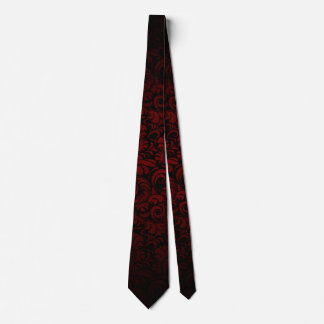 Royale Red Swagger Silk Power Tie