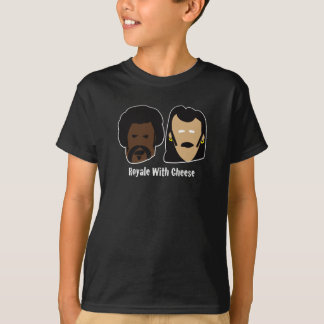 Royale with Cheese for dark T-Shirt
