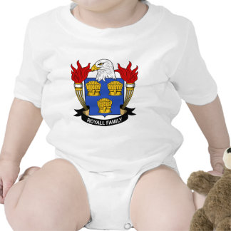 Royall Family Crest Tshirt