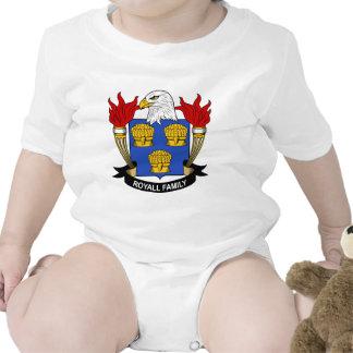 Royall Family Crest Tshirt