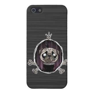 _royally pugged iPhone 5/5S covers