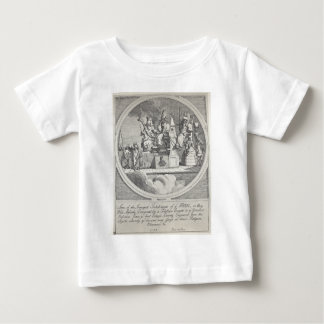 Royalty, Episcopacy and Law by William Hogarth Tshirt