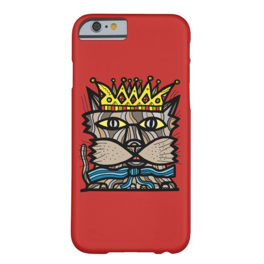 """Royalty"" Glossy Phone Case"