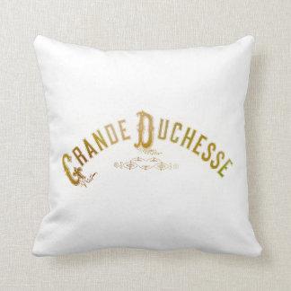 Royalty Grand Duchess Grande Duchesse Cushion