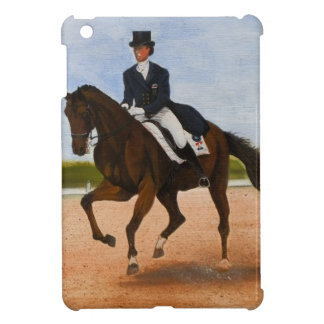 Royalty in dressage horse princess iPad mini cover