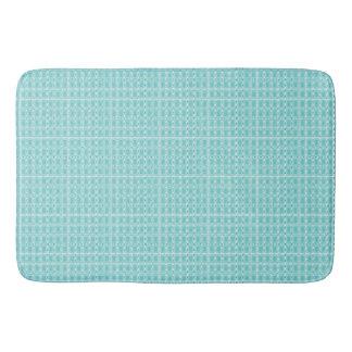 Royalty-Plaid-Snuggle-Blue--Contemporary-Bath-Rug Bath Mat