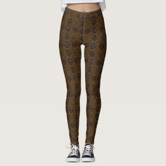 Royalty Print Legging