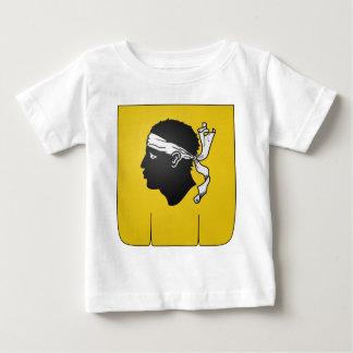 Royaume De Corse, France flag Baby T-Shirt