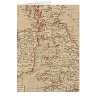 Royaume Uni, Angleterre, Ecosse Card