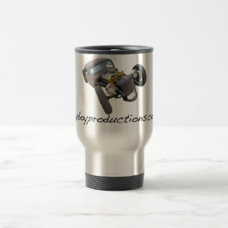 royboyproductions.com Rat Truck Coffee Mug