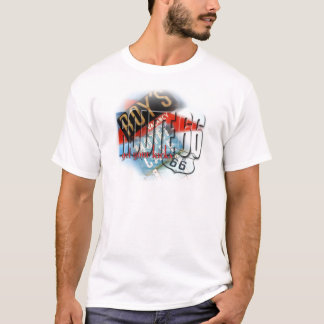 Roy's Cafe Motel - Route 66 T-Shirt