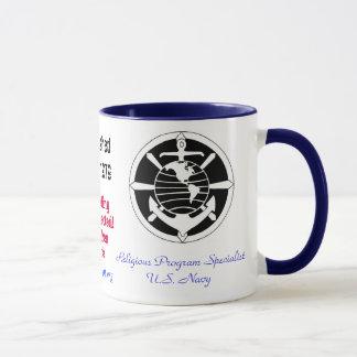 RP_BW_seal_copy, Established 15 Jan 1979, Relig... Mug