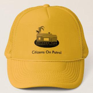 RPCC Citizens On Patrol - Hat