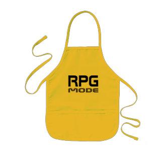 RPG Basic Mode Aprons